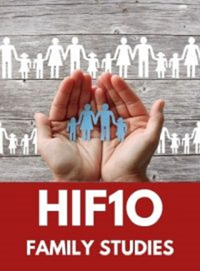 HIF1O, Grade 9 Individual and Family Living (Open)