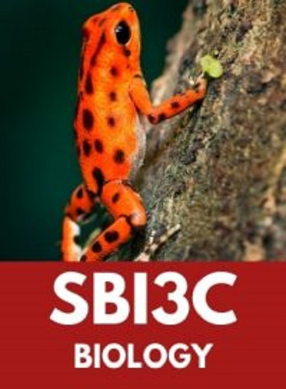 SBI3C, Grade 11 Biology (College)
