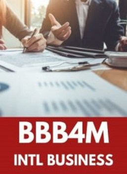BBB4M, Grade 12 International Business Fundamentals (Mixed)