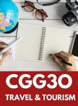 CGG3O, Grade 11 Travel and Tourism: A Geographic Perspective
