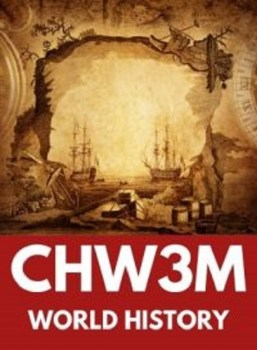 CHW3M, Grade 11 World History to the Sixteenth Century (Mixed)