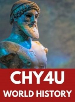 CHY4U, Grade 12 World History since the Fifteenth Century (University)