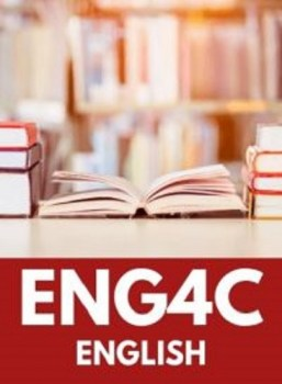 ENG4C, Grade 12 College English (College)
