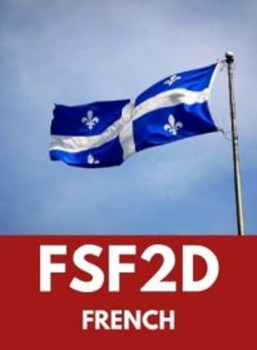 FSF2D, Grade 10 Core French (Academic)