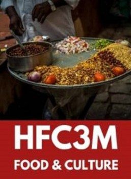 HFC3M, Grade 11 Food and Culture
