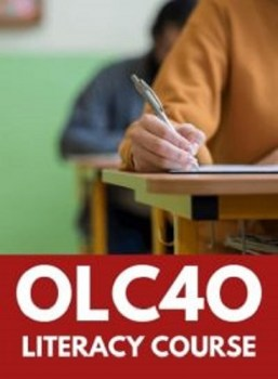 OLC4O, Grade 12 Ontario Secondary School Literacy (Open)